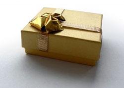 praznicni poklon u online shop-u