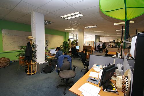 linkedin kancelarije