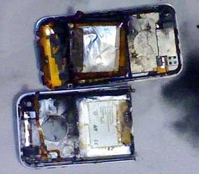 iphone eksplozija